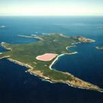 ¿Por qué es rosa el agua del lago Hillier?
