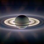 Olas en los anillos de Saturno