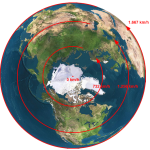 ¿Qué nos pasaría si la rotación de la Tierra se detuviera en seco?