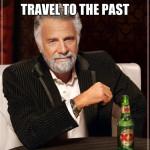 ¿Qué métodos podríamos usar para viajar en el tiempo?